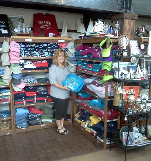 Lockport Locks & Eriie Canal Cruises Gift Shop